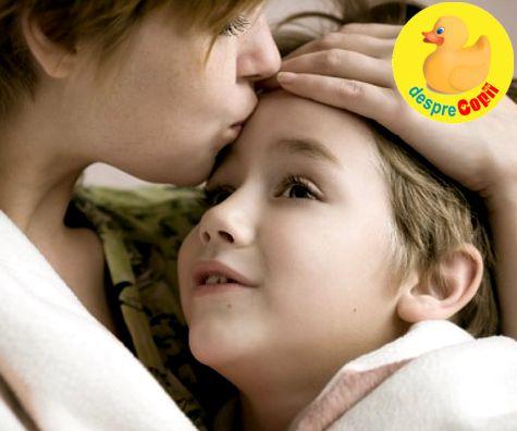 Fibroza chistica la copil