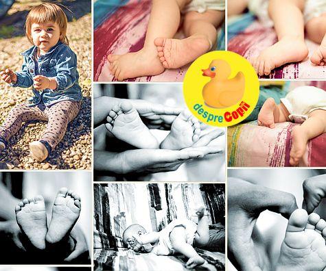 Arta fotografica prin ochii unei gravidute blogger