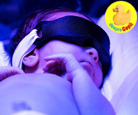 Fototerapia pentru icter la nou nascuti