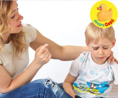Nu vorbi copilului tau despre pericole, cu frica