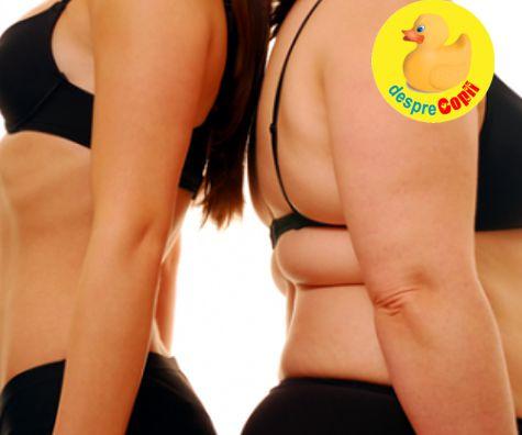 Indicele de masa corporal dupa nastere: de ce trebuie sa fii cu ochii pe el si care e cel ideal