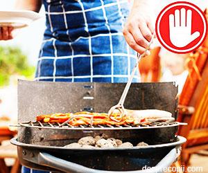 Carnea pregatita la gratar: pericole ascunse de catre trebuie sa stii