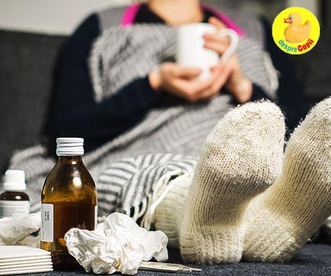 Gripa Australiana - simptome si tratament