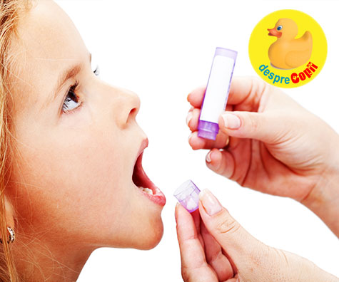 Medicamentele homeopatice, in topul parintilor
