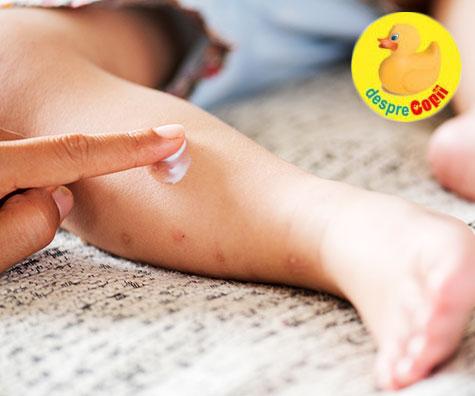 Impetigo la bebelusi: cauze si tratament