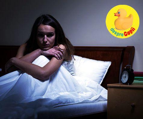 Insomnia: Mituri si Realitati