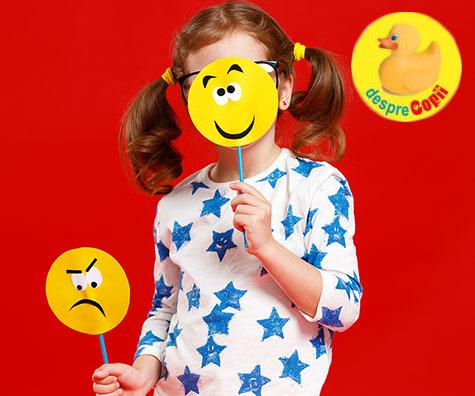 Dezvoltarea inteligentei emotionale ale copilului: de ce este esentiala pentru fericirea sa