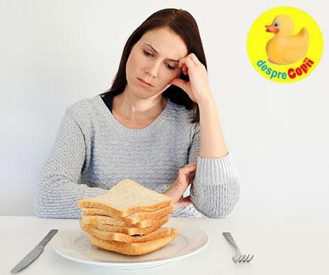 8 semne ca ai intoleranta la gluten