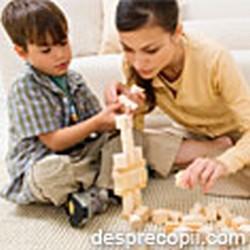 Jocurile interactive un mod placut de a va cunoaste mai bine copiii