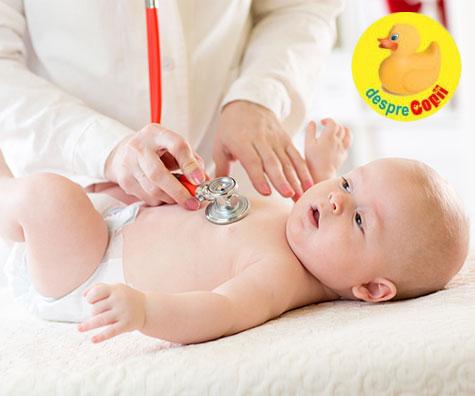Malformatiile inimii la copii