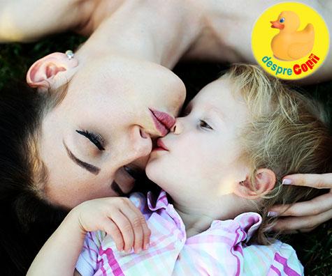 Acea legatura speciala dintre mama si baiatul ei