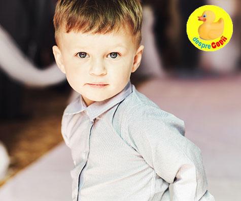Bunele maniere si pregatirea pentru viata a copilului intre 1-4 ani