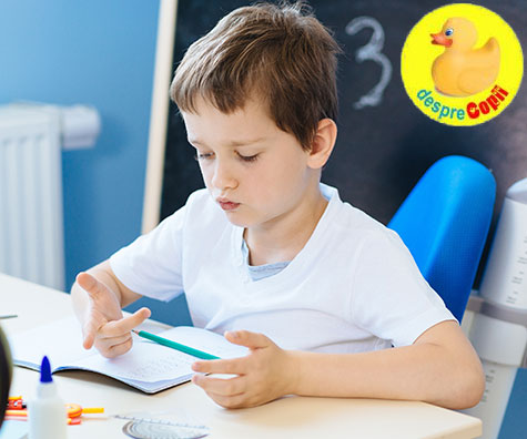 6 Tehnici prin care ii putem face pe copii sa iubeasca matematica