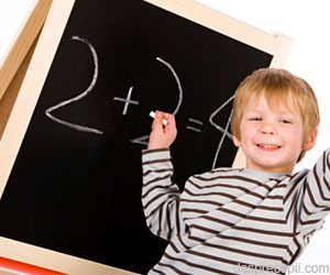 De ce baietii sunt mai buni la matematica