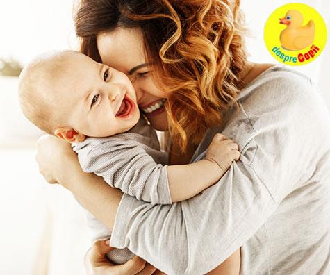 Ce este maternitatea sau ce inseamna meseria de mama?
