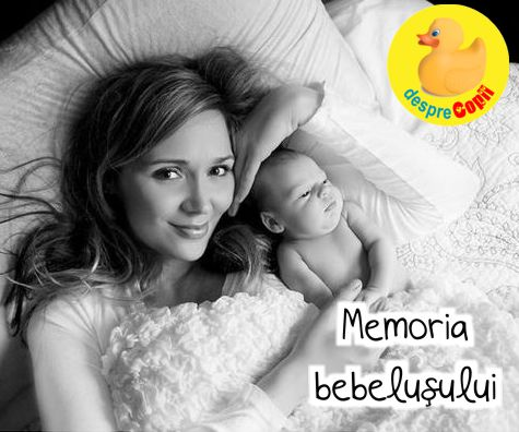 Memoria bebelusului si legatura cu viitoare capacitate de invatare