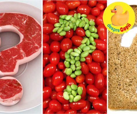 5 Mituri alimentare pe care nu ar trebui sa le mai crezi