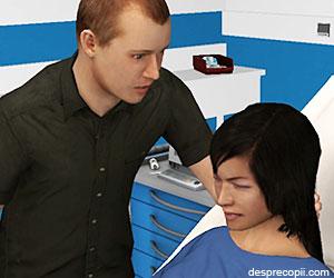 Simulatorul virtual al nasterii