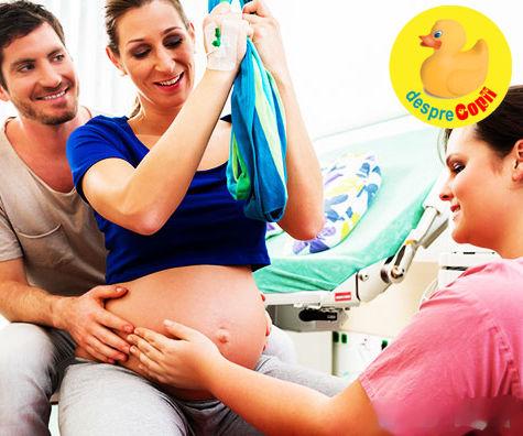 15 momente amuzante ce pot avea loc in timpul nasterii bebelusului