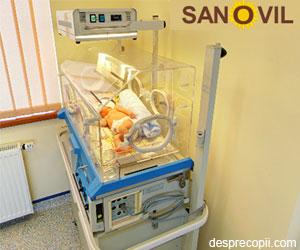 Ingrijirea postnatala si a nou-nascutului la Clinica Sanovil Bistrita