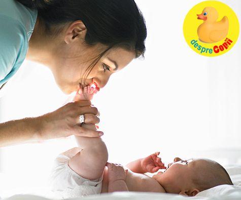 15 lucruri pe care prospetele mamici le invata in primele saptamani de la nasterea bebelusului
