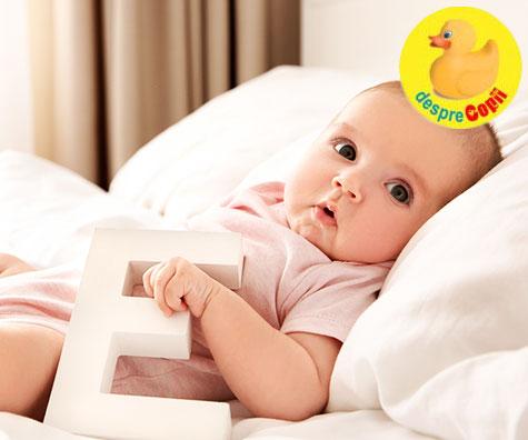 Cum sa nu-ti numesti copilul: 5 reguli de normalitate