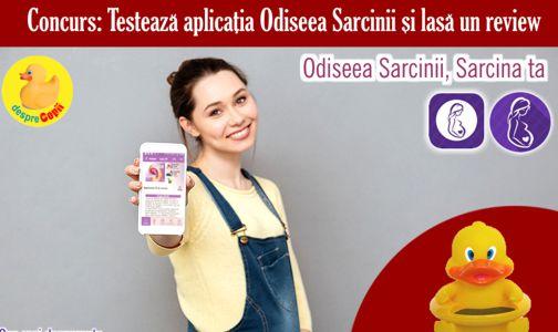 Odiseea Sarcinii, Sarcina ta: evalueaza si castiga CONCURS width=