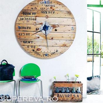 Cum putem decora casa cu paleti?