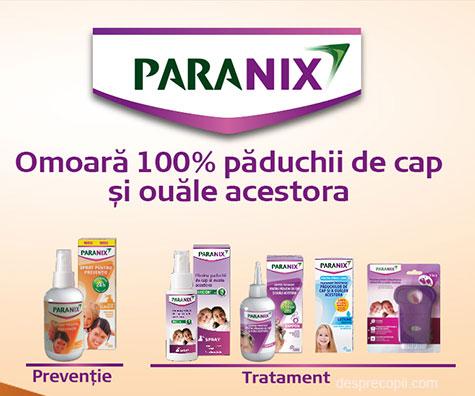 Un nou inceput de an scolar si pentru paduchi: de ce avem nevoie de Paranix