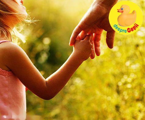 7 dovezi ca dai o educatie buna copilului tau, deci practici un parenting corect