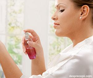 Parfumurile cauzeaza alergii