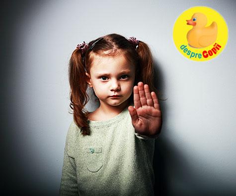 Copiii au nevoie de ingaduinta, rabdare si iertare