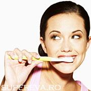 Spala-te pe dinti pentru o inima sanatoasa