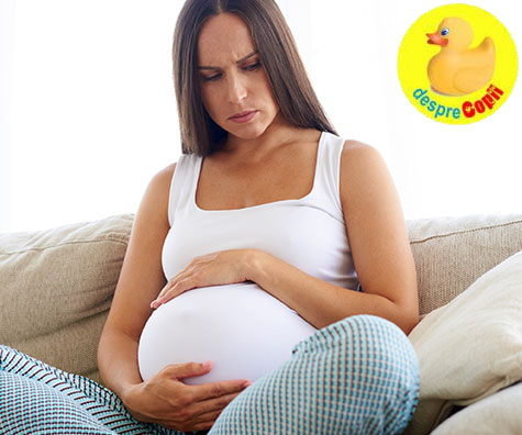 Placenta accreta: cauze, prevenire si tratament