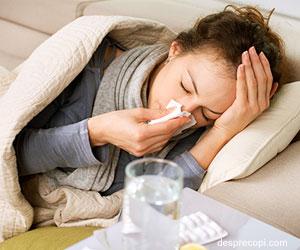 Simptomele precoce ale pneumoniei