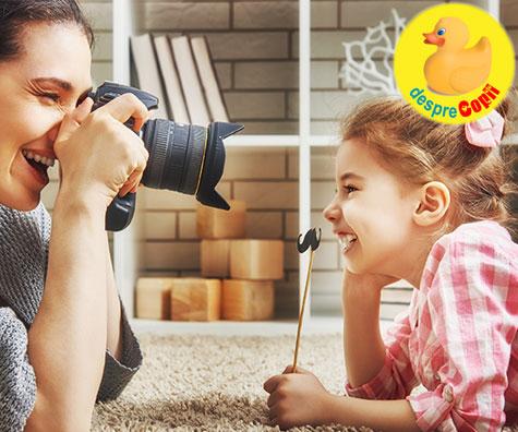 Cum sa faci o poza perfecta bebelusului si copilului: sfaturi de la experti