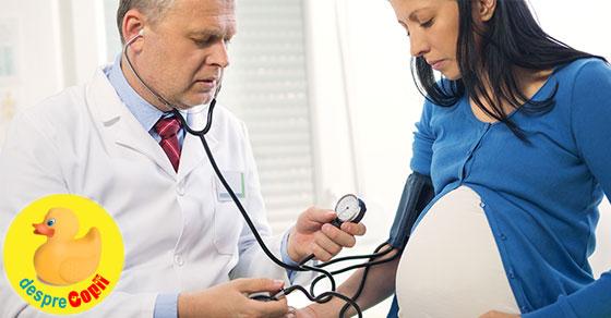 Nivelul scazut al seleniului si riscul de preeclampsie in sarcina width=