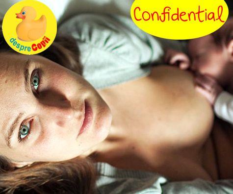 Confesiunile unei mame care alapteaza: ce as fi vrut sa stiu...