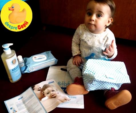 De ce prefer produsele de la Klorane Bebe pentru bebelusul meu