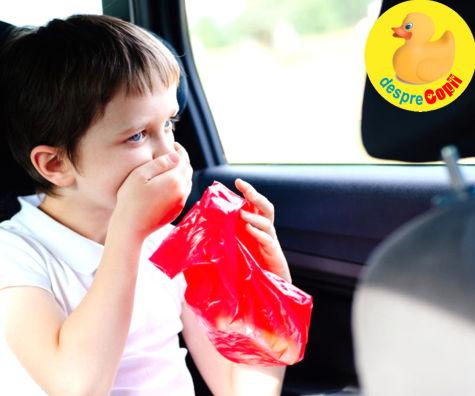 Ce cauzeaza greata copilului si cum il putem ajuta?
