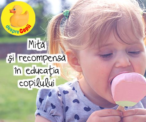 Mita si recompensa in educatia copilului