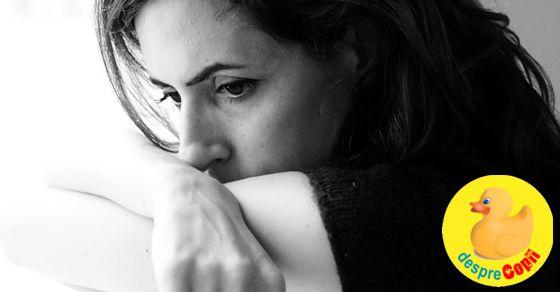 Recuperarea dupa avort: ce trebuie sa stii width=