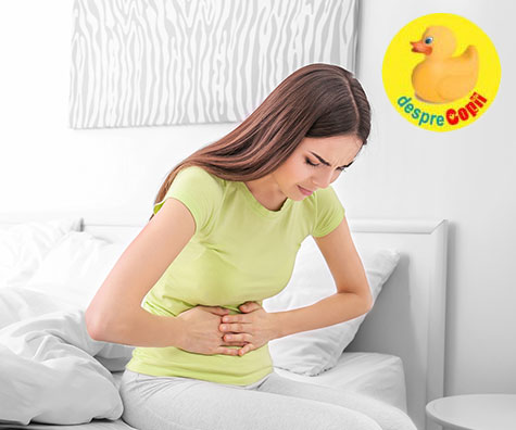 Sangerarile in primele saptamani ale sarcinii: cauze si riscuri