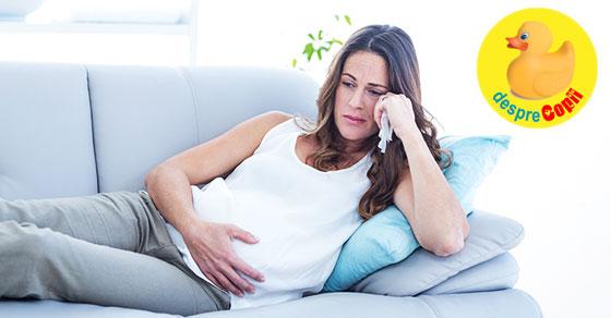 Prima sperietura din viata mea de graviduta width=