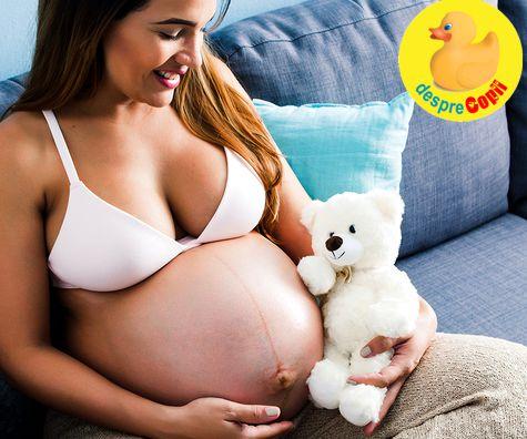 5 moduri distractive de a interactiona cu bebelusul nenascut