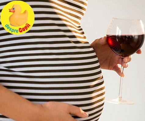 Alcoolul in timpul sarcinii dauneaza placentei