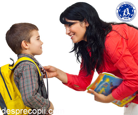 Parintele si scoala: cat de mult te implici in educatia copilului tau?