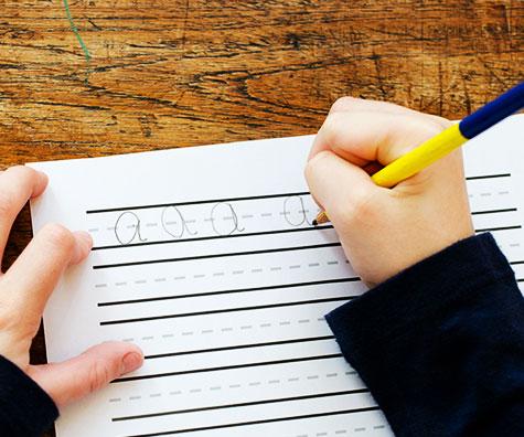 Sfaturi pentru deprinderea corecta a scrisului de mana