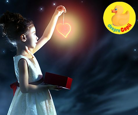 Primele semne care anunta ca un copil are un talent sau dar special