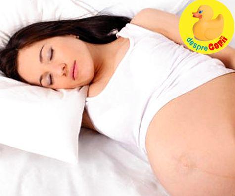 Sforaitul in timpul sarcinii si legatura cu hipertensiunea arteriala